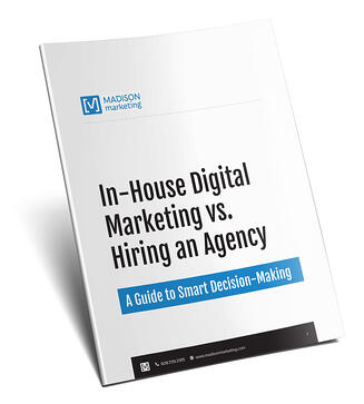hiring vs outsourcing ebook cover image