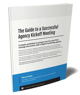 Guide to a Successful Agency Kickoff Meeting